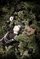 Black Butler Ciel Phantomhive by clamp90357