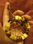 Bamboo and Wire Pentacle 2 by Windthin