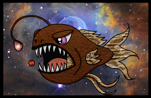 Space Fish by Boo-tastic