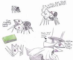 Sketchbook Page 109: Paranatural's Eightfold by DRAGONLOVER101040