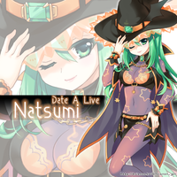 Date A Live / Natsumi by Trianon-dfc