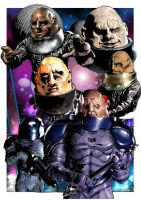 Sontaran - Evil-ution by jlfletch