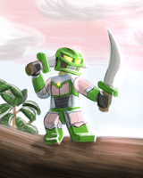 Brickonicle Air by Scorpion-Strike