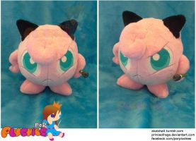 Angry Jigglypuff by PrinceOfRage