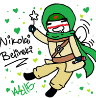 little Nikolai by ezioauditore115
