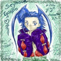Seymour bein' cute by Eeveegou by guadofc
