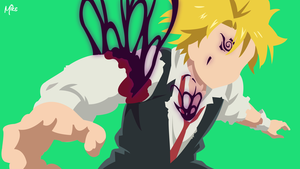 Meliodas by MikevEs