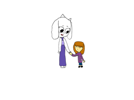 this is how i used to draw frisk do not be mad by spacentai