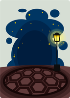 Lamplight BG by llimus