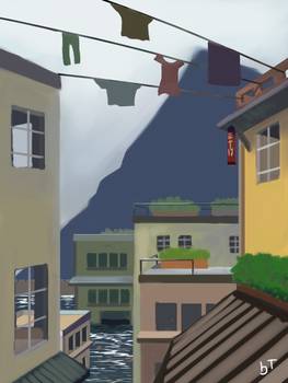 Old Town by lumfini