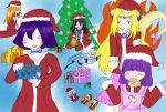 Slayers Team Christmas by Xellosfan