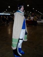 Winter Sasuke Cosplay by CelticMagician