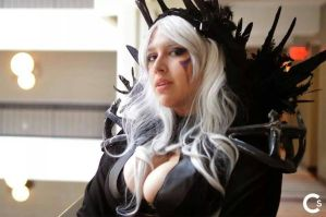 Fire Emblem Aversa Cosplay by Zilai