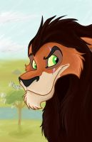 Scar- Brother to the King by BroadwayWolf