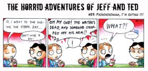 Adventures of Jeff n Ted pt57 by Seal-of-Metatron