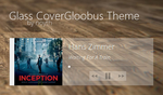 Glass CoverGloobus Theme by noyth