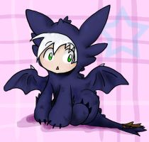 Toothless - Danny by DawnGyocry