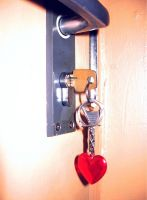 Lock my heart by indrucis