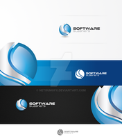 Software Slashes Logo by NETRUMgFx