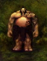 Boar God by studentsofcogswell