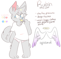 RUBIN REF ! 2016 ( read desc ! ) by nitws
