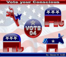 Vote your Conscious XP by Steve-Smith