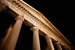 Pantheon Rome by mART-a