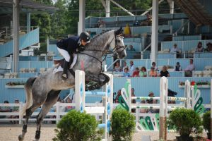 Show Jumping by sim-stock
