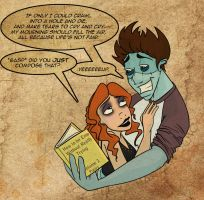 Read My Lips by Aaron-Smiley