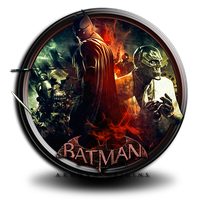 Batman Arkham Origins icon 2 by s7 by SidySeven