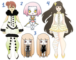 Leftover Adopts Quick Sale by my-shows