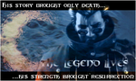 The Legend Lives ID by auron-fan-club