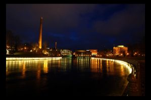 Tampere Nights I by DeviantPunisher