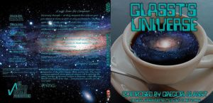 Audio Visuals - Glasst's Universe CD cover by jimg1972