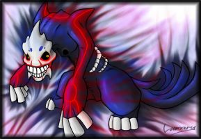 Hollow Kyogre by Lumary92