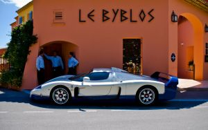 Maserati MC12 by carlstedt