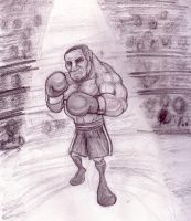 Mike Tyson ???? by iEvEtS