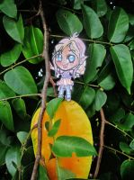 Look at me, I'm standing on a starfruit! by MidnightsBloom
