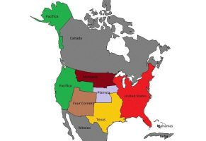 North America 2043 by pokemontrainerjay