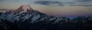 An Aoraki Twilight by Salt-Merchant