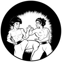 Fight pic 03 by eecomics