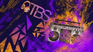 Boombox Wallpaper by TBS-Tobias