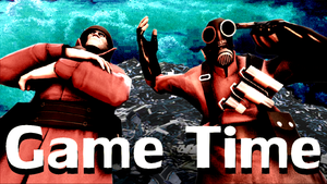 Game Time with Ben and Flare 2 Thumbnail by Masdragonflare