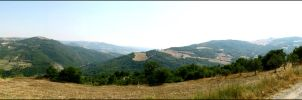 Panorama from Lucito by Raphaero