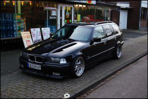 German Style Bmw E36 touring by ShadowPhotography