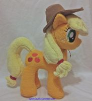 Applejack by agatrix