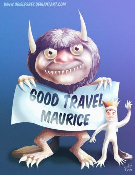 Good travel Maurice by UrielPerez