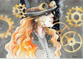 steampunk by Gai-Gaal