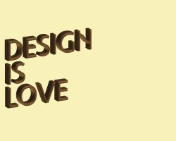 Design Is Love by LoveliDesigns