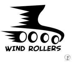 Windrollers - Logo 01 by ISignRob